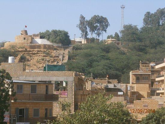 Hotel Pleasant Haveli: view of balcony