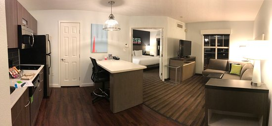 HYATT house Pleasant Hill: Clean, modern, and very nice