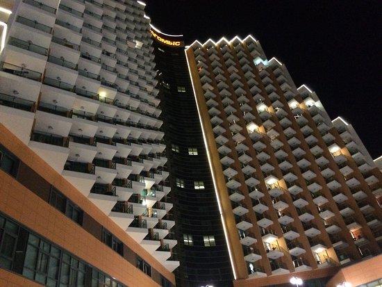 Dagomys Hotel: Виды дагомыса