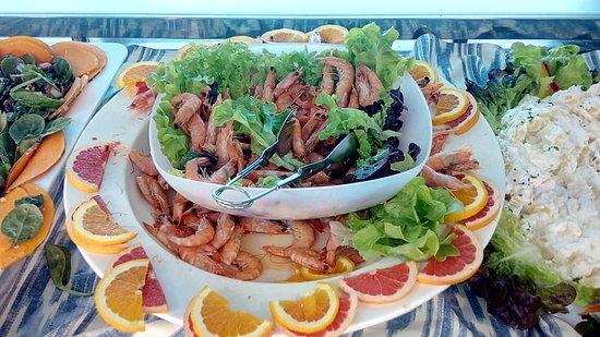 HSM Atlantic Park: Výběr u večeře.