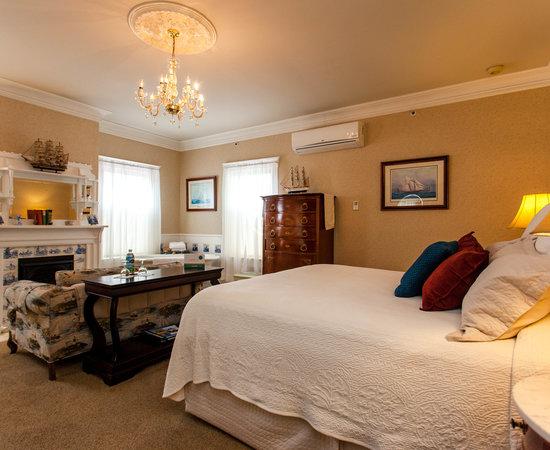 Churchill manor bed and breakfast napa californie for Hotel chercher