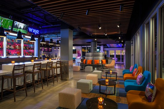 W Xyz Bar Enjoy Daily Happy Hour And Weekly Live Music
