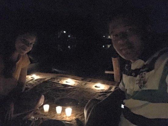 Pomburpa, Indien: Dinner date specially organised