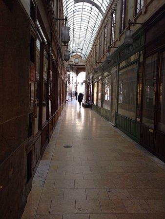 Passage du Bourg-l'Abbe