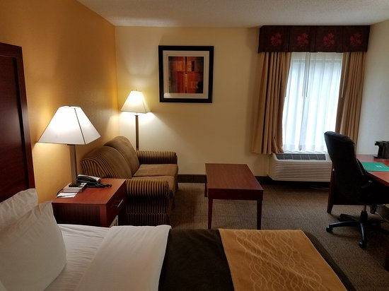 Richburg, SC: Quality Inn & Suites