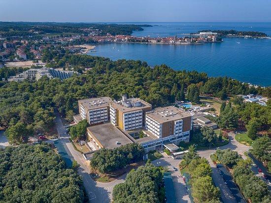 Pical sunny hotel by valamar porec croazia prezzi 2018 for Camere a porec