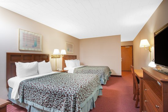 Liberty, NY: Room with 2 Double Beds