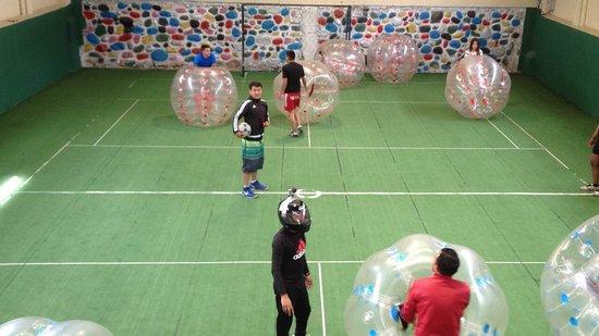 Bubble Soccer Cuenca
