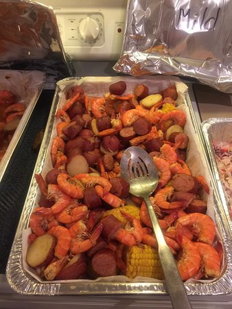 Aiken, SC: We can cater your next event with our Low Country Boil!