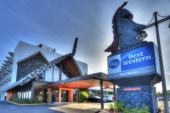 BEST WESTERN Aku Tiki Inn