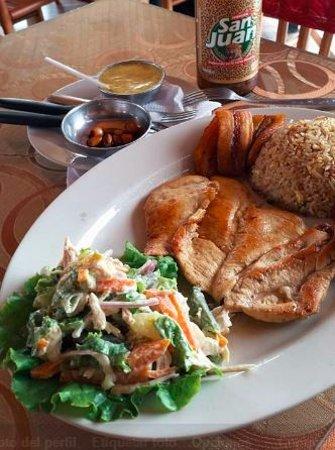 pollo a la plancha - picture of la cabanita, pucallpa - tripadvisor - La Cabanita