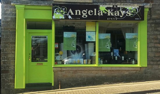 Angela-Kay's Beauty Salon