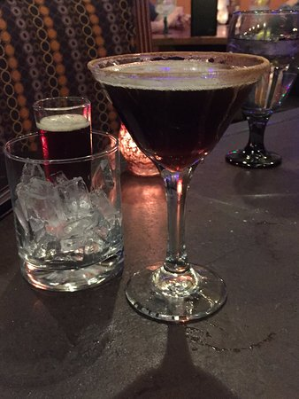 Falmouth, Мэн: Excellent Espresso Martini