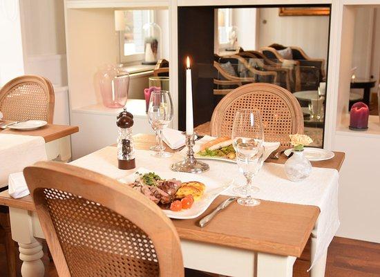 "Harrislee, Tyskland: Restaurant ""Clair de Lune"""