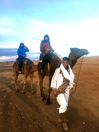 Image of: Stock Travel Exploration Morocco Private Tours Travelers In The Sahara Desert Tripadvisor Travelers In The Sahara Desert Picture Of Travel Exploration