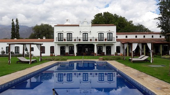 Patios de Cafayate Wine Hotel: 20161203_094348_large.jpg