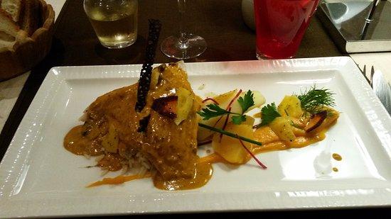 Assiette de fruits de mer 1pers photo de la fleur de sel - Restaurant port en bessin fleur de sel ...