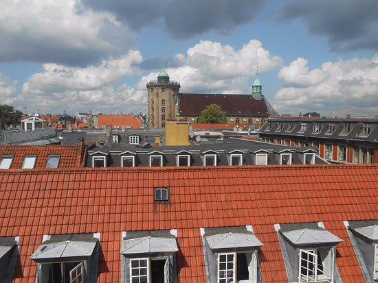 VIEW FROMUPPER FLOOR OFPOST & TELE MUSEUM