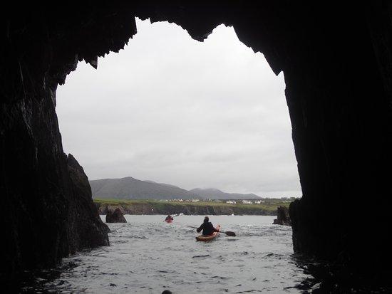 Irish Adventures: the caves