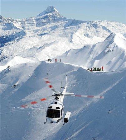 Truckee, CA: Heli-ski