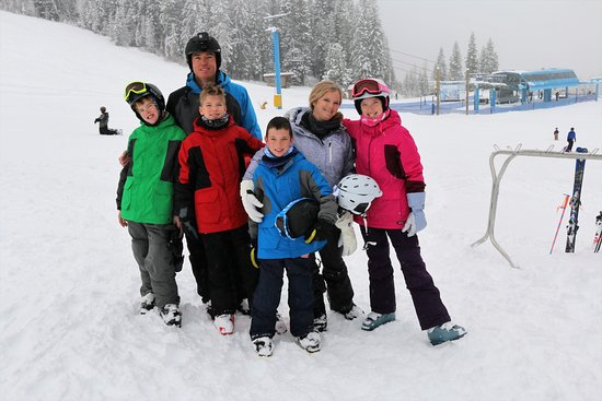 McCall, ID: Seltzer Family's Favorite Place To Ski!