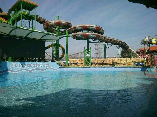 Surat, Indien: Amaazia Amusement Park