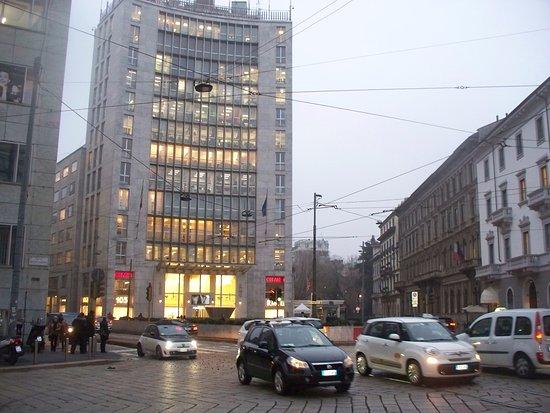 U.S. Consulate General Milan