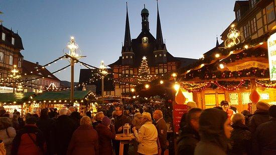 Wernigerode Weihnachtsmarkt.Der Weihnachtsmarkt Von Wernigerode Ist Immer Eine Reise Wert