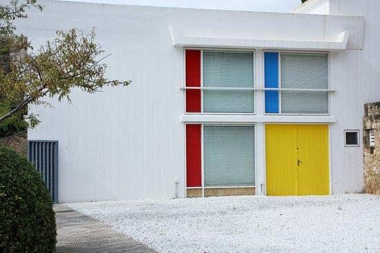 Maison Abritant Lu0027atelier De Peinture De Joan Miro   Picture Of Pilar And  Joan Miro Foundation In Mallorca, Palma De Mallorca   TripAdvisor