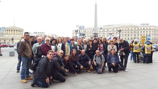 Da Project Hebrew Tours in Moscow