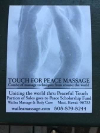 touch of peace massage