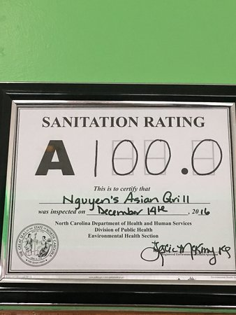 Newland, Carolina del Norte: ✨Guys!, we done passed our inspection today with a whoopin 💯✨‼️ ✨🎉🎉