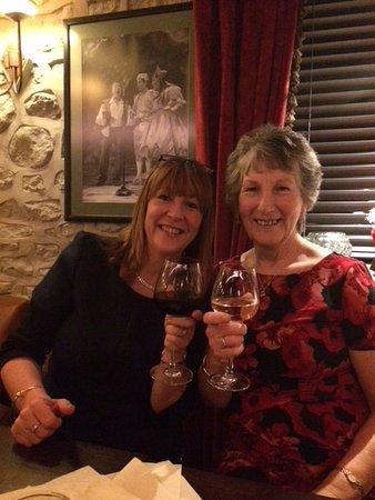 Seamer, UK: Mum and I