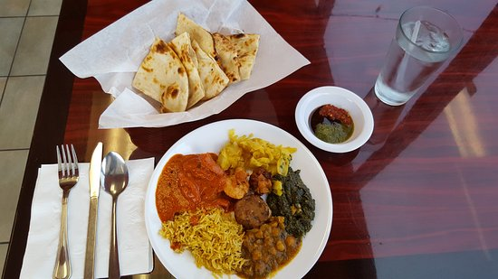 Tandoori Hut Indian Restaurant Lunch Buffet So Good