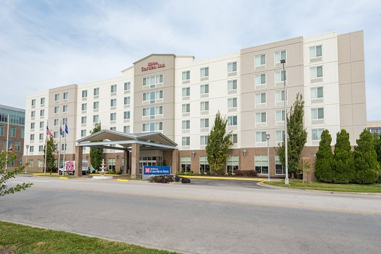Hilton Garden Inn Kansas City: Exterior