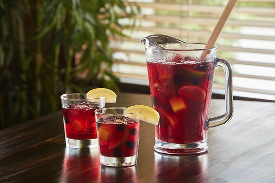Mr Mikes Steakhouse Casual: Sangria