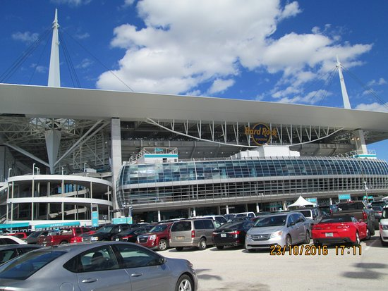 Miami Gardens, FL: Vista externa