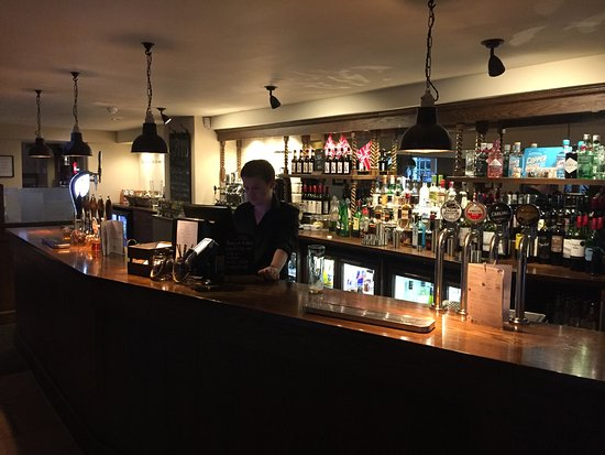 Heddon-on-the-Wall, UK: Bar
