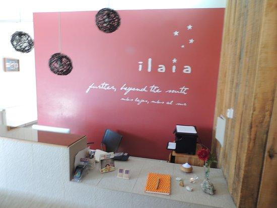 Ilaia Hotel: recepción