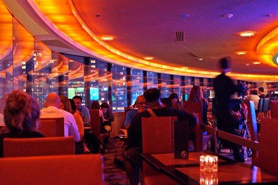 Marriott Revolving Restaurant Nyc