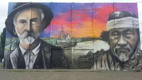 Rio Gallegos, Tierra de Tehuelches e Inmigrantes