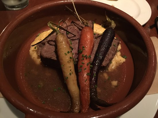 Seasons 52: Braised Short Rib