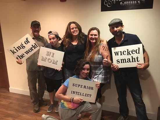 Escape Games Worcester: great fun with friends!!