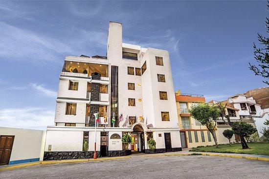 Hotel Natura Inn: El hotel se encuentra ubicado en una residencial privada con seguridad y vigilancia las 24 horas