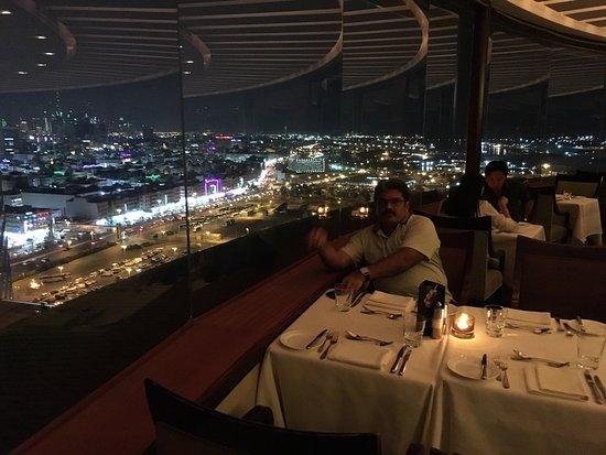 Al Dawaar Revolving Restaurant In Dubai Menu
