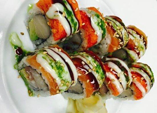 Yumi sea bright menu prices restaurant reviews for Asian cuisine ocean view nj