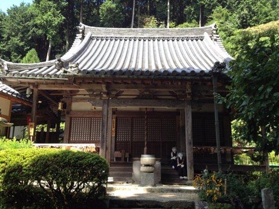 Otowasan Kannonji Temple: 本堂正面