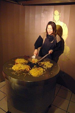 Bol'Appetit : Grill géant où l'on cuit ton bol 'appétit