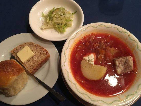 ロシア料理が食べられる東京のおすすめのお店10選