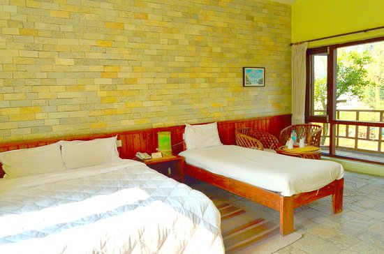 Mum's Garden Resort: Double & Single Bed,